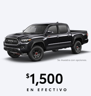2019 Tacoma Cash SP Jan 2020