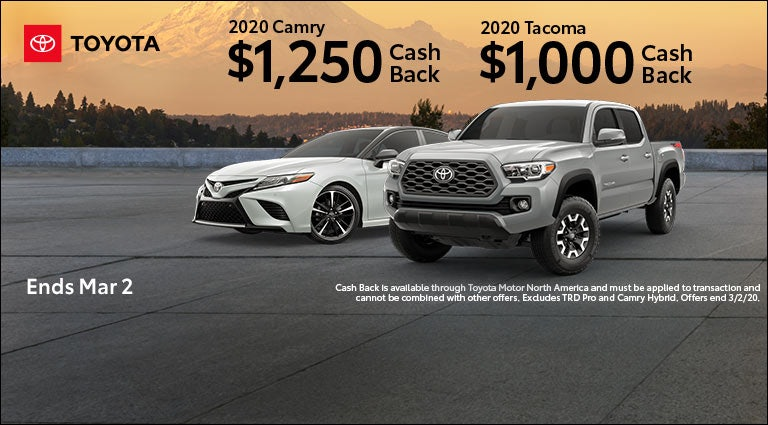 Toyota Build And Price >> Toyota Local Offers Toyota Deals Incentives Buyatoyota