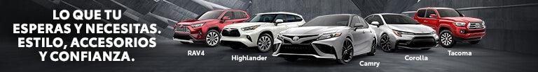 Comprar un Toyota!