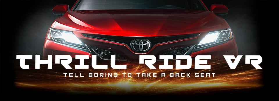 Camry Thrill Ride