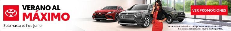 Solo en concesionarios Toyota participantes.