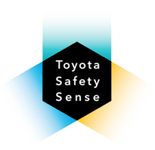 2020 Land Cruiser Toyota Safety Sense™ (TSS-P)