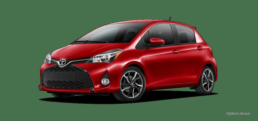 2016 Toyota Yaris 3 Door L Vs Ford Fiesta S Hatchback