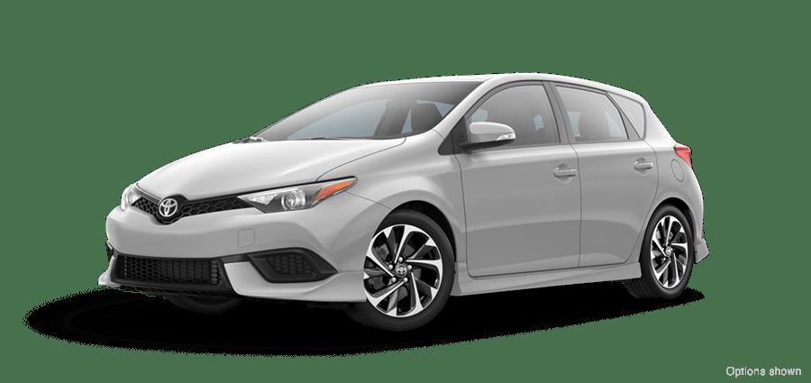 2017 Toyota Corolla iM vs 2017 Honda Fit | BuyaToyota.com