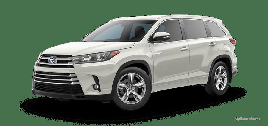 2017 Pathfinder Highlanderhybrid Toyota Safety Sense