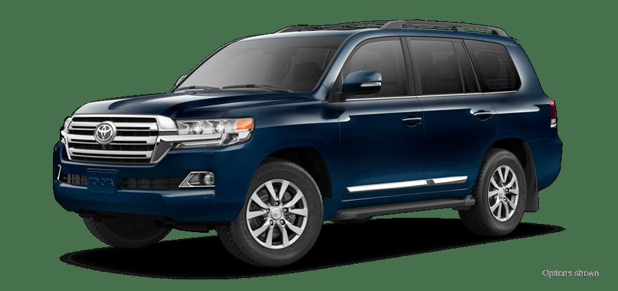 2017 Land Cruiser Vs 2016 Range Rover
