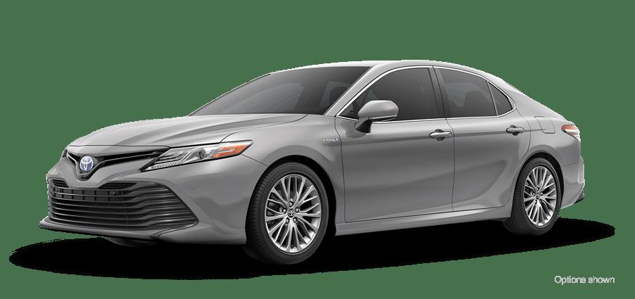2017 Ford Fusion Hybrid Camryhybrid Toyota Safety Sense