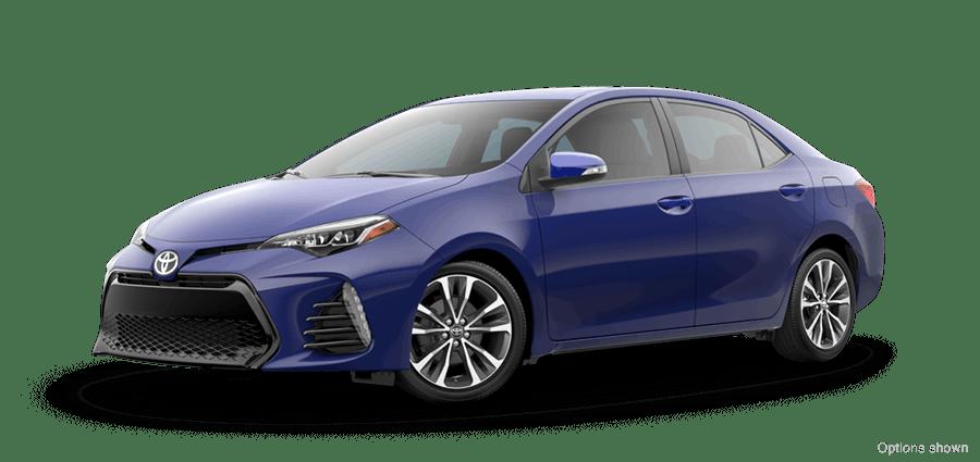 2018 Civic Corolla Toyota Safety Sense