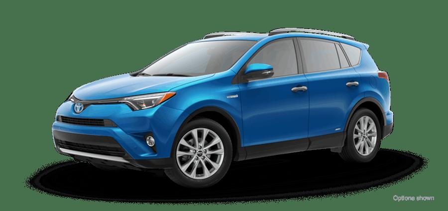 2018 Rav4 Hybrid Vs Nissan Rogue