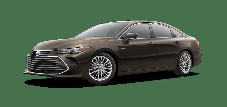 2019 Avalon Hybrid Vs Mkz