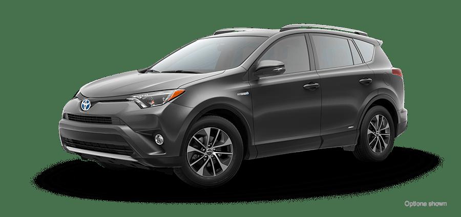 2016 Toyota Rav4 Hybrid Vs Honda Cr V