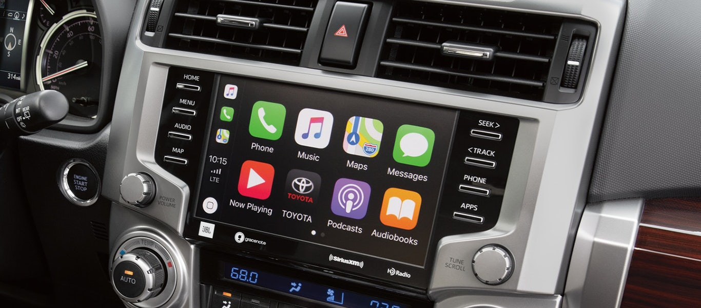Apple CarPlay Gallery