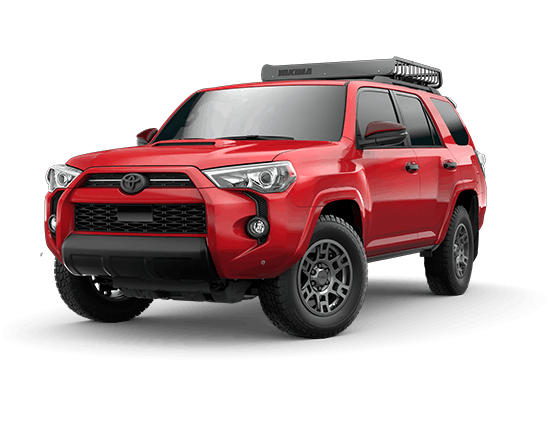 2020 4Runner TRD Off-Road Premium in Barcelona Red