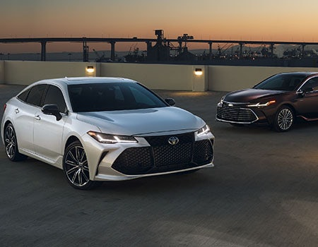 welcome, 2020 avalon hybrid