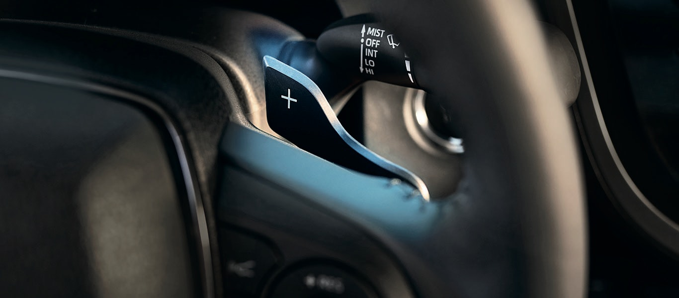 Take Charge of Your Gear Shift with Steering Wheel Paddle Shifters