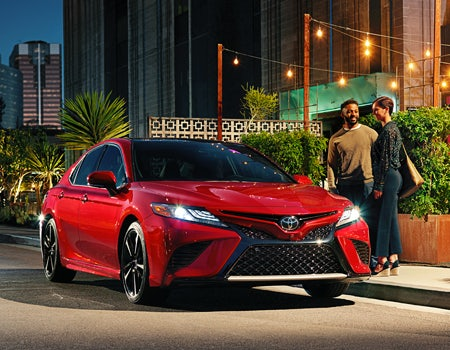 Give Into Your Desires With The 2018 Toyota Camry