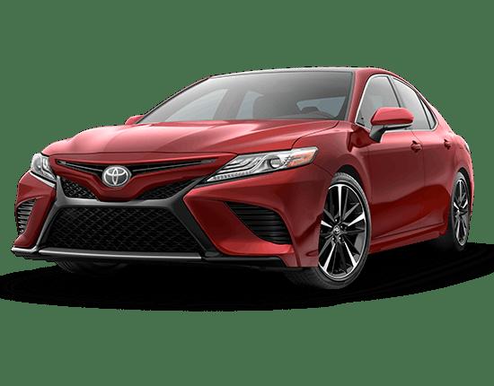 2019 Toyota Camry Buyatoyota Com