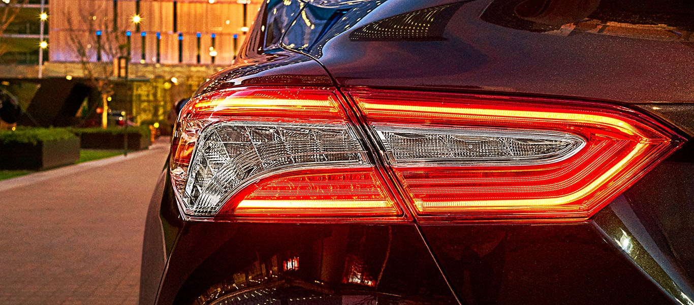 2020 Toyota Camry taillights expanded gallery image