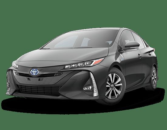 2020 Toyota Prius Prime Exterior Specs & Options