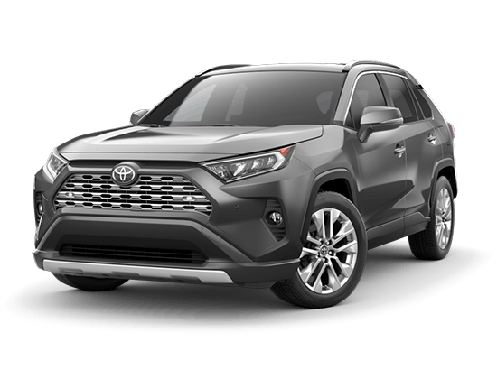 RAV4 TRD Off-Road en Magnetic Gray Metallic