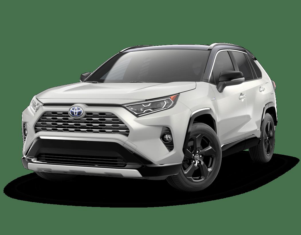 2021 Rav4 Hybrid Buy A Toyota