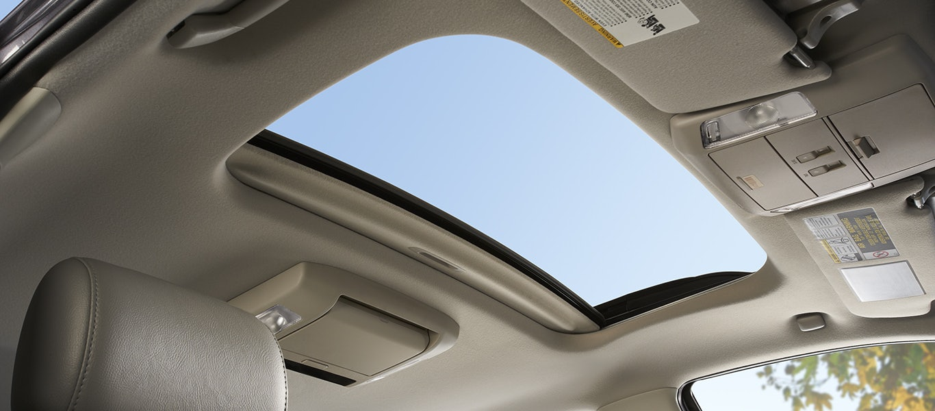Standard Moonroof Gallery