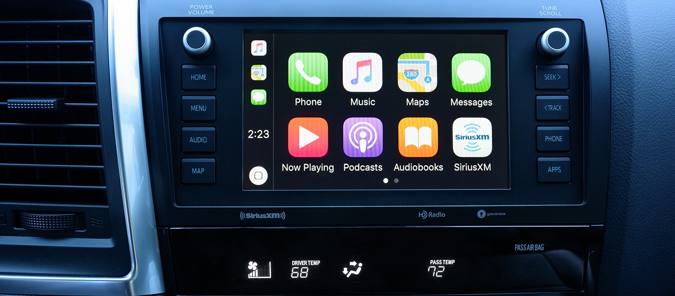 Apple Carplay® Compatibility Gallery