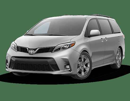 2018 Toyota Sienna | BuyaToyota.com