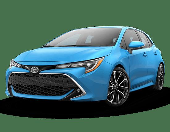 2019 Toyota Corolla Hatchback Buyatoyota Com