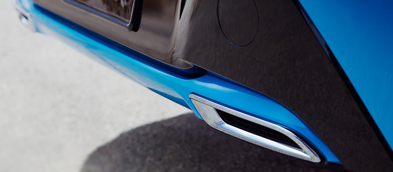 Chrome Tailpipe Diffuser Gallery