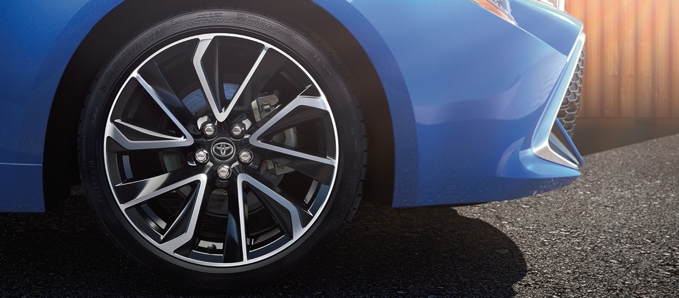 18-in. Alloy Wheels Gallery