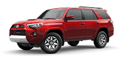 Toyota Certified 4Runners