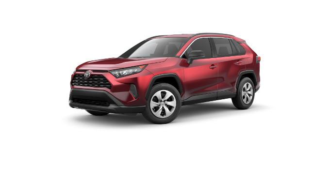 2020 Toyota Rav4 Buyatoyota Com Midwest