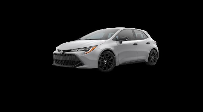 2021 Toyota Corolla Hatchback Buyatoyota Com Buy A Toyota